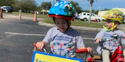 St. Jude's Trike-a-thon